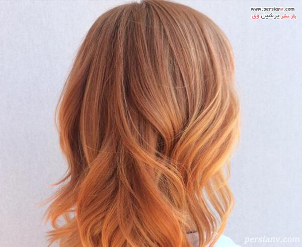 رنگ مو زمستان ۲۰۲۰