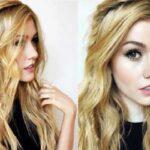 مدل مو بافت برای موهای بلند با ایده های شیک و رویایی