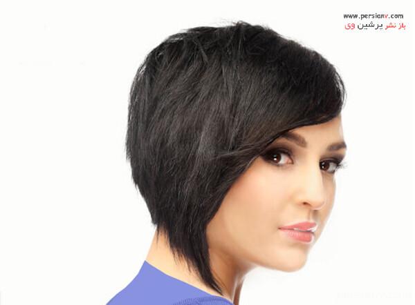 کوتاهی مو یکطرفه