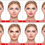 سبک آرایش صورت و تصاویری از تغییرات آن از ۱۰۰ سال گذشته تاکنون