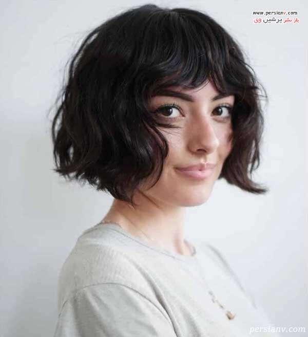 مدل مو باب فرانسوی
